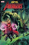 Empyre Avengers #2 (of 3) Mora Var