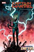 Captain Marvel #18 Emp