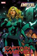 Captain Marvel #18 Mora Empyre Var Emp