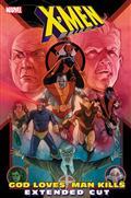 X-Men God Loves Man Kills Extended Cut #2 (of 2)