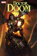 Doctor Doom #8 Brown Dark Marvel Var