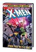 Uncanny X-Men Omnibus HC Vol 02 Immonen Cvr New PTG