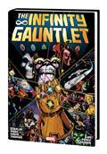 Infinity Gauntlet Omnibus HC Perez Cvr New PTG