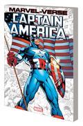 Marvel-Verse GN TP Captain America