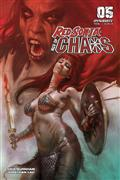 Red Sonja Age of Chaos #5 Cvr A Parrillo