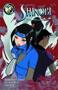 Shinobi Ninja Princess TP Vol 01