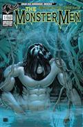 Monster Men #1 Cvr B Wolver (MR)