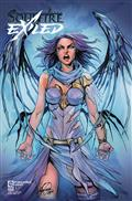 Soulfire Exiled #1 Cvr B Oum (Net)