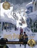 HARRY-POTTER-FILM-VAULT-HC-VOL-10-WIZARDING-HOMES-VILLAGES
