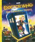 DOCTOR-WHO-RUNAWAY-TARDIS-POP-CLASSIC-ILLUS-STORYBOOK-HC-(C