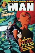 Breathtaker Make Way For The Man #1 Cvr B Oeming (MR)