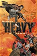 Heavy #1 Cvr B Daniel