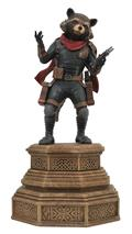 Marvel Gallery Avengers Endgame Rocket Raccoon Pvc Statue (C