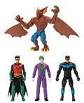DC Batman Universe 4In AF Asst 202001 (Net) (C: 1-1-1)