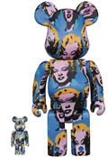 Andy Warhols Marilyn Monroe 100% & 400% Bea 2Pk (C: 1-1-2)