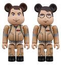 Ghostbusters Raymond Stantz & Egon Spengler 100% Bea 2Pk (C: