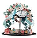 Hatsune Miku 1/7 Pvc Fig Miku With You 2019 Ver (C: 1-1-2)