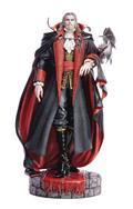 Castelvania Dracula Regular Edition 20In Resin Statue (Net)