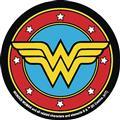 DC Heroes Wonder Woman Logo Metal Magnet (C: 1-1-2)