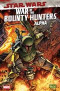 Star Wars War Bounty Hunters Alpha #1