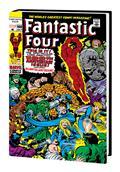 Fantastic Four Omnibus HC Vol 04 Kirby Dm Var