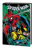 Spider-Man By Mcfarlane Omnibus HC Wolverine Dm Var New PTG