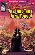 Zorro In Land That Time Forgot #1 Cvr C Ltd Ed Ranaldi