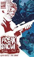 Freak Snow #1 Cvr A Santos (MR) (C: 0-0-1)