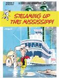 LUCKY-LUKE-TP-VOL-79-STEAMING-UP-THE-MISSISSIPPI-(C-0-1-1)