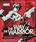 MARVEL-THE-WAY-OF-THE-WARRIOR-(C-1-1-1)