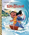 DISNEY-LILO-STITCH-LITTLE-GOLDEN-BOOK-(C-0-1-0)