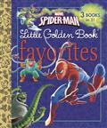 SPIDER-MAN-LITTLE-GOLDEN-BOOK-FAVORITES-(C-1-1-0)