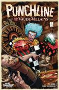 Punchline And Vaude Villains #1 Cvr A Hadiwidjaja