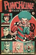 Punchline And Vaude Villains #1 Cvr B  Gonzo