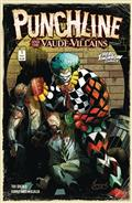 Punchline And Vaude Villains #1 Cvr C Messias 5 Copy Inc