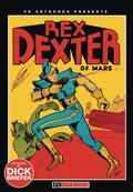 PS-ARTBOOK-REX-DEXTER-OF-MARS-MAGAZINE-(C-0-1-1)
