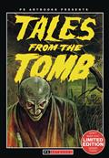 Ps Artbook Tales From The Tomb Magazine #1 (C: 0-1-1)