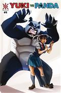 Yuki vs Panda #1 (MR)