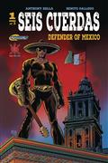 Seis Cuerdas Defender of Mexico #1 (of 3) (MR)