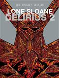 LONE-SLOANE-HC-VOL-02-DELIRIUS-(MR)