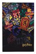Harry Potter School Crests Journal With Wand Pen (C: 1-1-2)