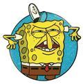 Spongebob Squarepants Who Put You On The Planet Pin (C: 1-1-
