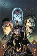 Legends of The Dark Knight #1 Cvr A Darick Robertson