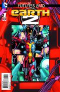 Earth 2 Futures End #1 Standard Ed *Clearance*