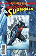Superman Futures End #1 Standard Ed *Clearance*