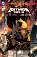 Batman And Robin Futures End #1 *Clearance*