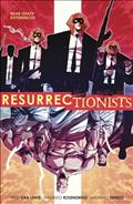 Resurrectionists TP Vol 01 Near Death Experienced (C: 0-1-2)