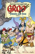Groo Friends And Foes TP Vol 01 (C: 0-1-2) *Special Discount*