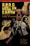 BPRD Hell On Earth TP Vol 11 Flesh And Stone (C: 0-1-2)