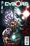 Cyborg #1 Var Ed *Clearance*
